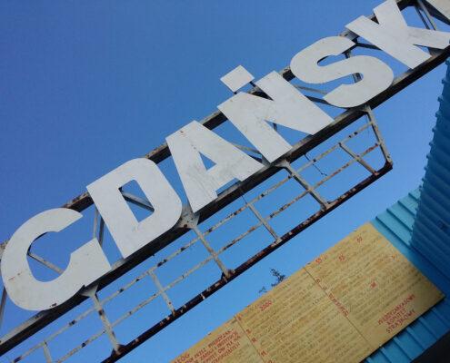shipyards Gdansk