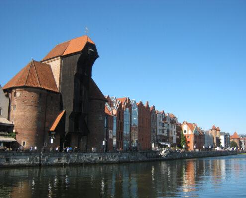 Crane Gdansk